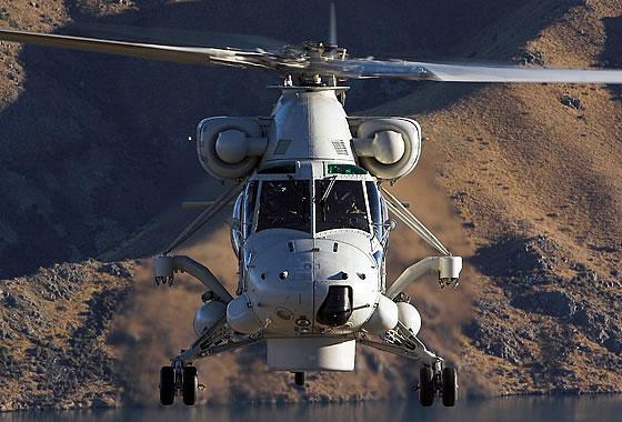 Вертолет ПЛО SH-2G(I) для ВМС Новой Зеландии Фото с сайта http://www.armstrade.org