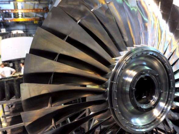 «РТ-Химкомпозит» представил уникальный заполнитель для двигателя ПД-14 Фото с сайта http://rostec.ru