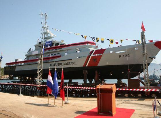 Патрульный корабль класса «Стэн Патрол 4207» Фото с сайта http://www.armstrade.org