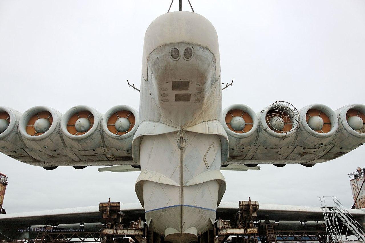 Экраноплан «Лунь»: боевой летучий корабль Фото с сайта http://rostec.ru