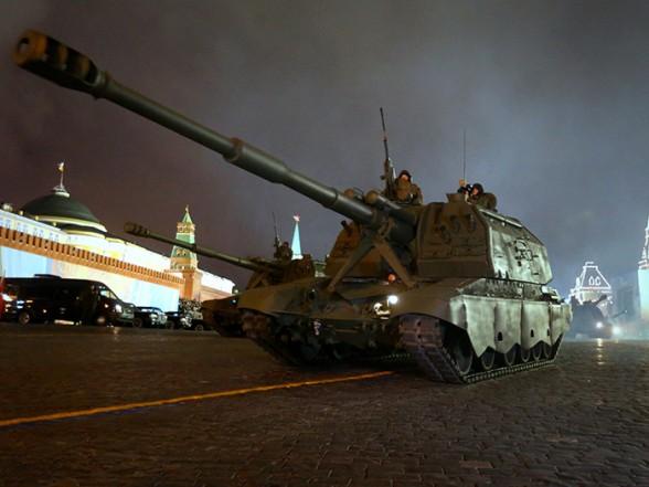 Новейшая военная техника пройдет по Красной площади Фото с сайта http://rostec.ru