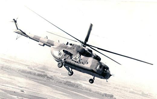 Ми-8МТ Фото ОАО «Вертолёты России»
