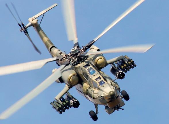 Ми-28НЭ «Ночной охотник» Фото с сайта http://rostec.ru