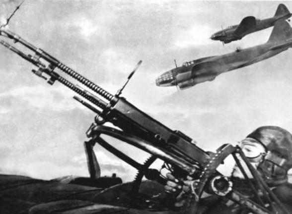 Пулемет ШКАС Фото с сайта http://rostec.ru