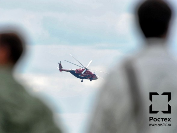 «Вертолеты России» покажут новинки в Берлине Фото с сайта http://rostec.ru