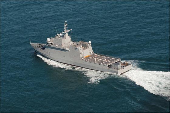 ВМС Испании получат дополнительные корабли проекта BAM Фото с сайта http://www.armstrade.org