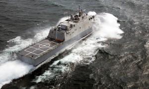 Littoral Combat Ship — американский боевой корабль прибрежной зоны LCS-5