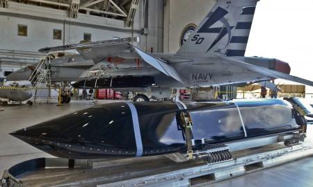 Ракета LRASM. Фото WikiPedia.