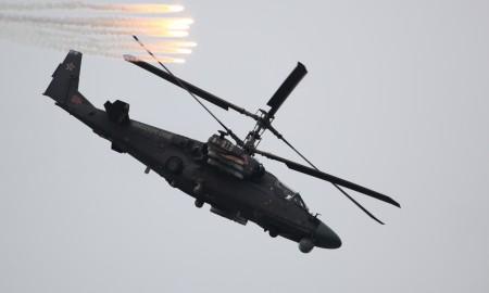 Ка-52 «Аллигатор». Фото из Википедии