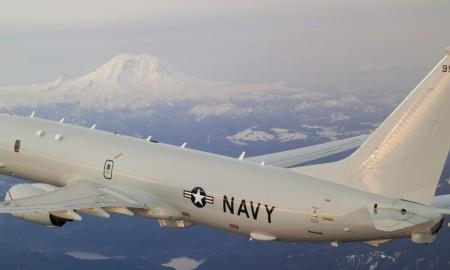 """Boeing P-8А Poseidon"". Фото с сайта boeing.com"