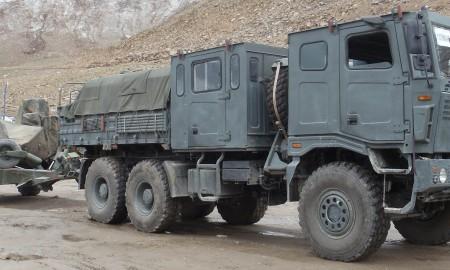 """Индийский грузовик повышенной проходимости """"Tata"""". Фото с сайта autocarpro.in"""