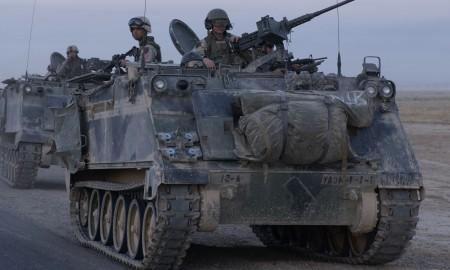 Бронетранспортёр M113. Фото из Википедии