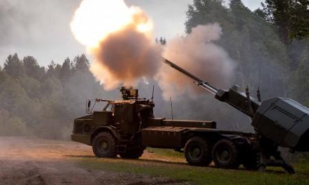 Шведская 155-мм многоцелевая САУ «Archer»