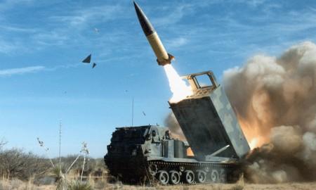 Пуск ракеты ATACMS. Фото из Википедии