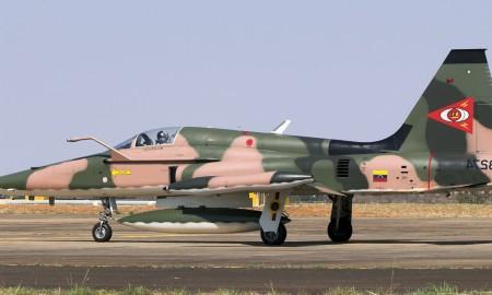 Учебно-боевой самолёт K-8W «Каракорум». Фото из Википедии.