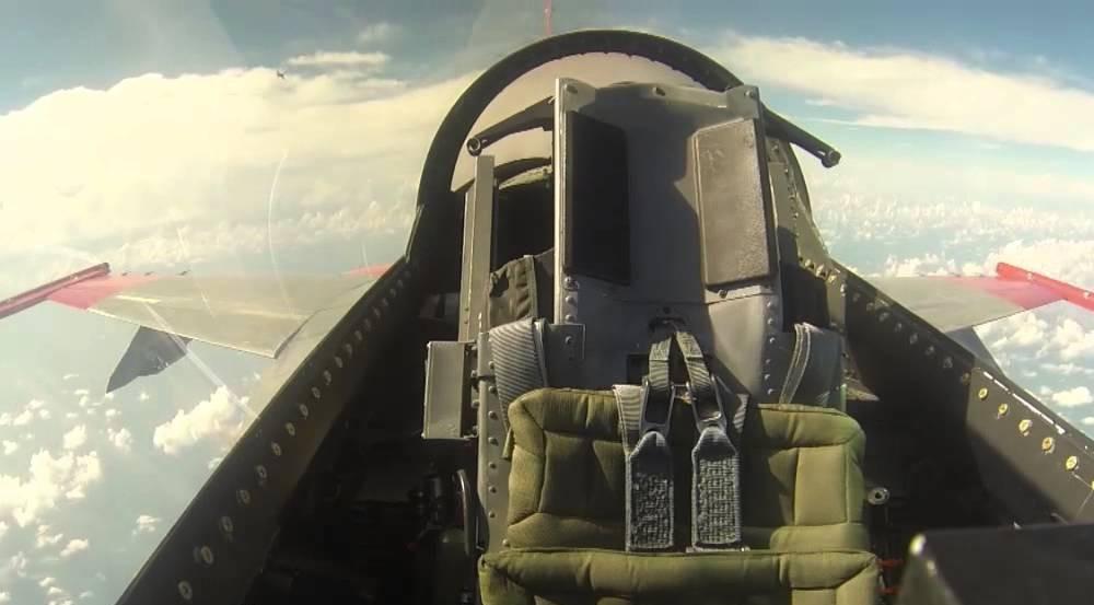 "Беспилотная модификация истребителя F-16 - QF-16. Фото ""Boeing"""