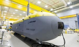 """Подводный робот  """"Echo Voyager"""". Фото корпорации Boeing"""
