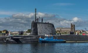 """Подводная лодка HMS """"Artful"""""""