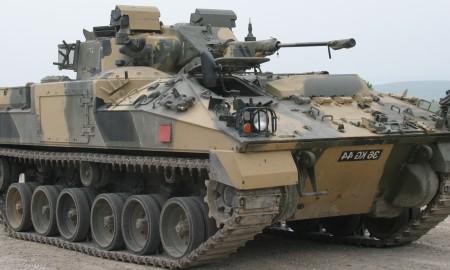 """БМП """"Warrior"""". Фото из Википедии"""